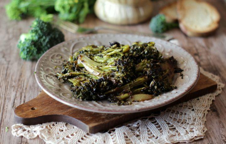 Broccoli affogati al vino – Ricetta Siciliana