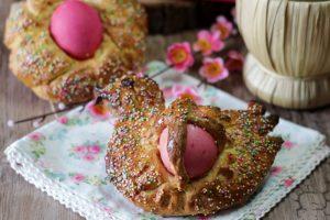Cuddura cu l'ova – Cuddureddi – Ricetta Siciliana di Pasqua