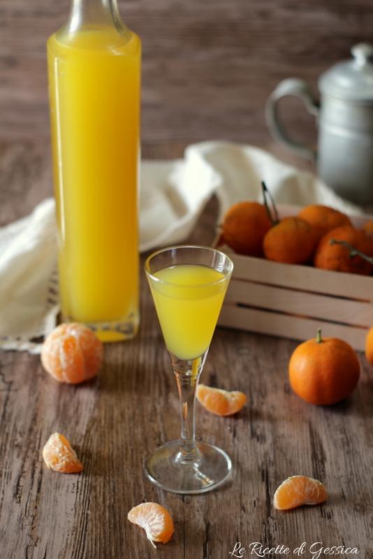 liquore di clementine bimby fatto in casa