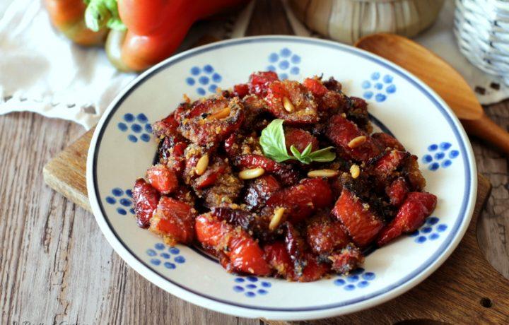 Peperoni ammollicati  – Ricetta Siciliana