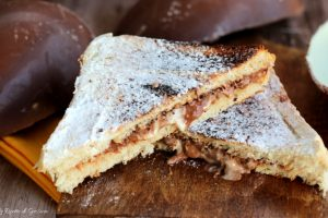 Toast al cioccolato – Come riciclare le uova di Pasqua