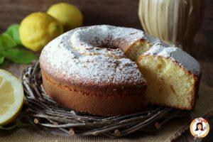 Ciambella al limone soffice – Anche Bimby Video ricetta
