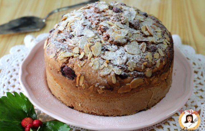 Torta con fragoline di bosco e marmellata – Anche Bimby