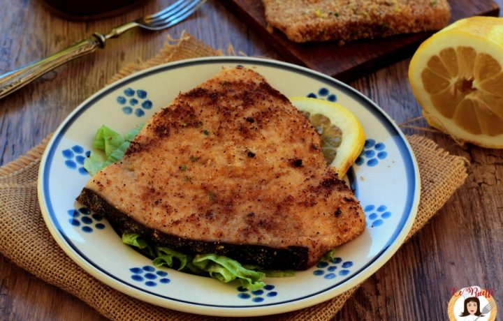 Pesce Spada alla Palermitana – Anche bimby