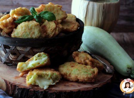 Frittelle di zucchina - Con video ricetta