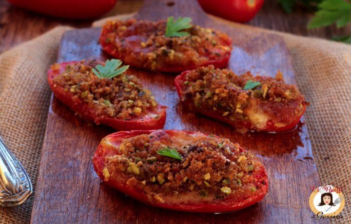 Pomodori ripieni alla Siciliana – Anche Bimby