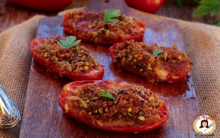 Pomodori ripieni alla Siciliana - Anche Bimby