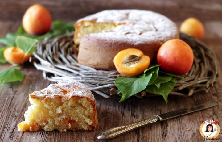 Torta di albicocche e yogurt – Anche Bimby e Video ricetta