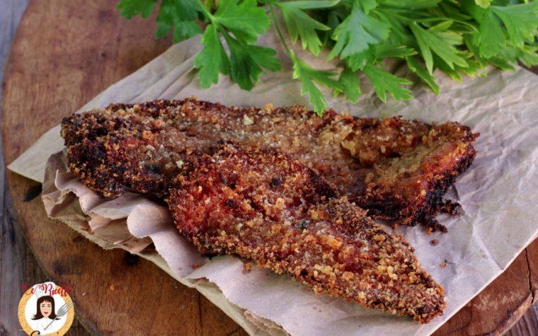 Cotolette di Peperoni alla Siciliana- Cotte al forno o fritte