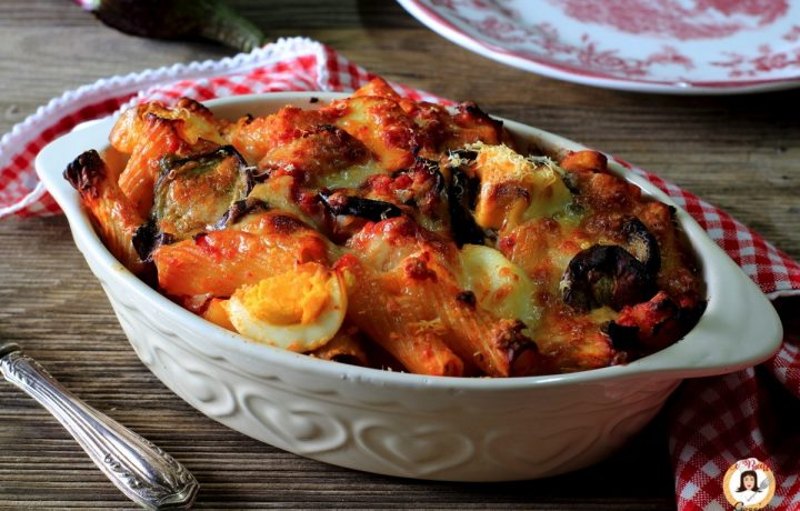 Pasta 'Ncasciata alla Messinese – Pasta al forno Siciliana
