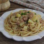 Pasta tonno e patate