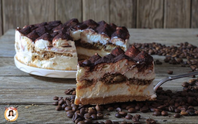 Torta fredda al Tiramisù – Dolce freddo al caffè
