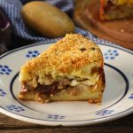Tortino di patate e melanzane - Con video ricetta