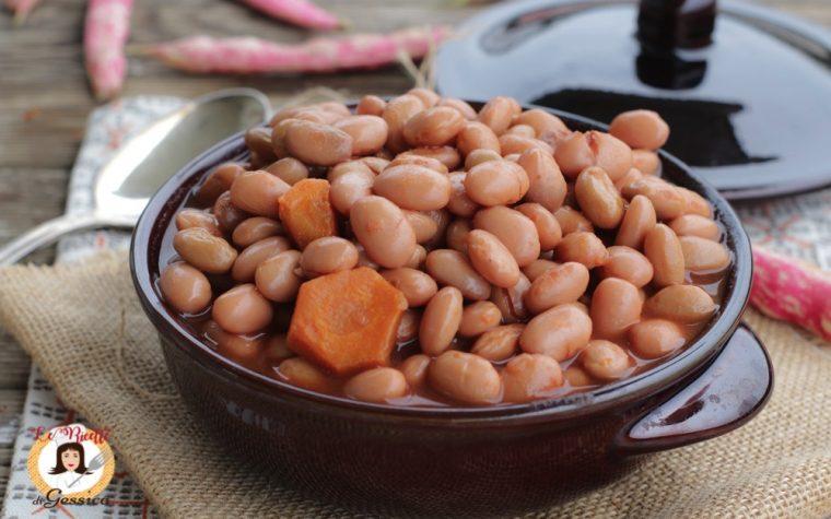 Come cucinare i fagioli freschi Borlotti e renderli più digeribili