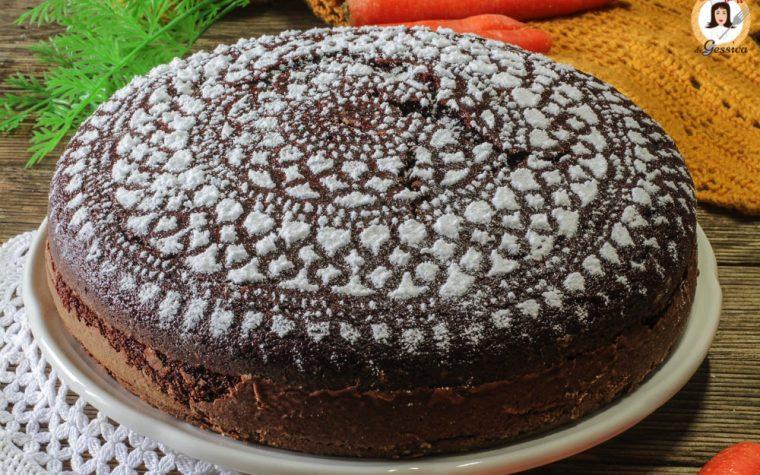 Torta di carote e cioccolato – Anche Bimby