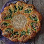 Girasole ricotta e spinaci - Anche bimby
