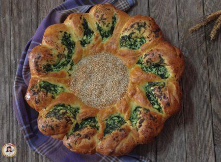 Girasole ricotta e spinaci – Anche bimby