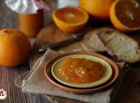 Marmellata di arance – Anche Bimby