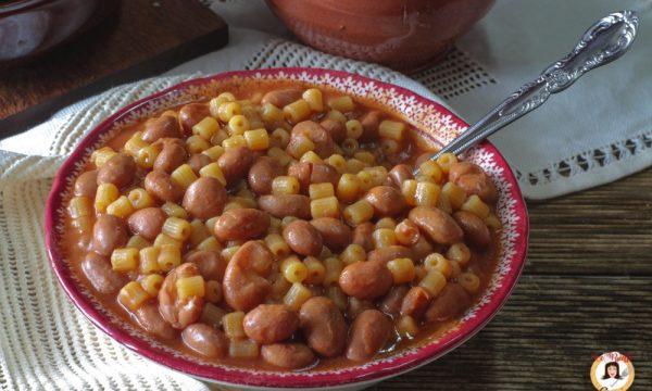 Pasta e fagioli cremosa – Anche Bimby