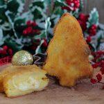 Alberi di polenta filanti - Anche Bimby Ricetta di Natale