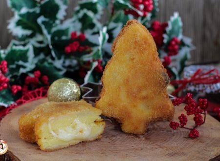 Alberi di polenta filanti – Anche Bimby Ricetta di Natale
