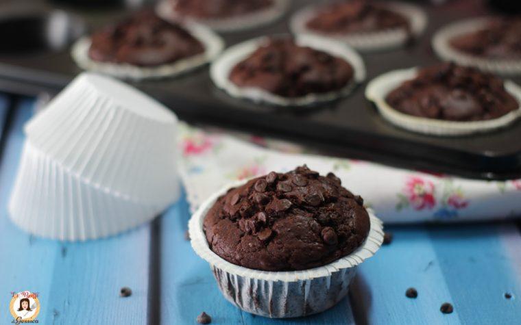 Muffin al cioccolato - Anche Bimby