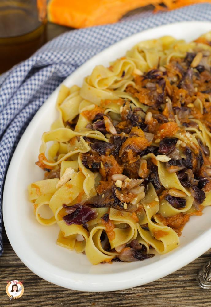 Ricette pasta zucca bimby