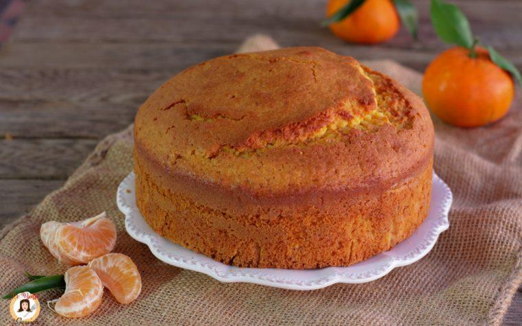Pan di clementine – Anche Bimby Torta con clementine frullate