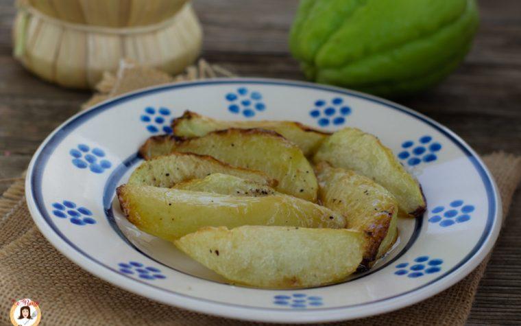 Zucchine spinose al forno – Simile alle patate arrosto