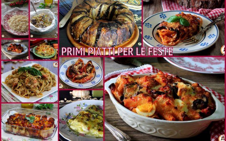 Primi Piatti Natalizi – Raccolta per le Feste