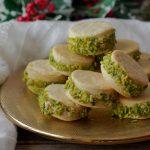 Delizie salate al pistacchio e mousse di mortadella -Anche Bimby