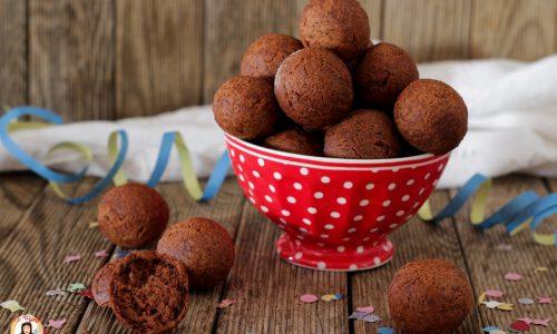 Castagnole al cioccolato - Anche Bimby con Video ricetta