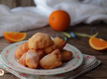 Frittelle di arance – Spicchi di sole di Suor Germana