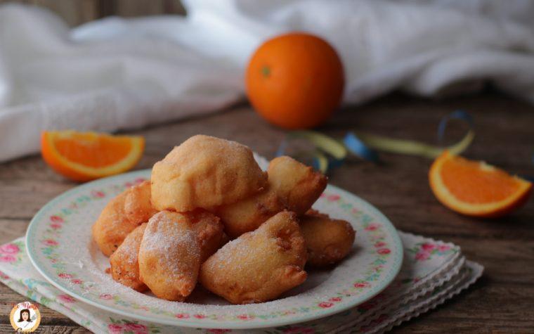 Frittelle di arance - Spicchi di sole di Suor Germana