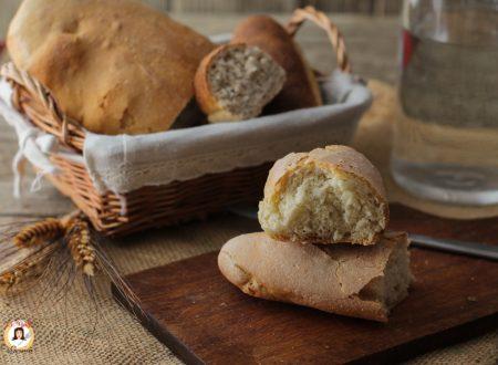 Come far diventare croccante il pane raffermo – Trucchetto