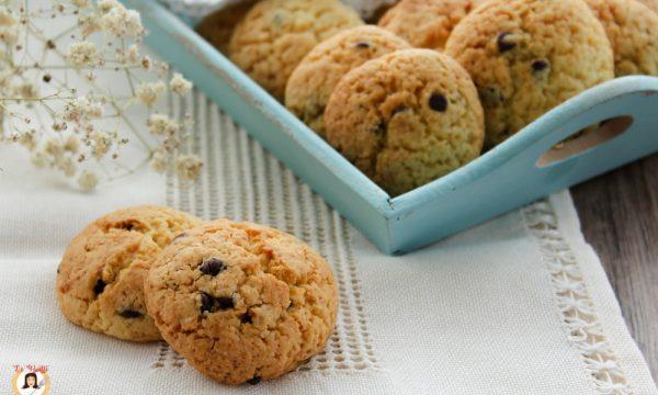 Biscotti con gocce di cioccolato – Anche Bimby Sempre croccanti