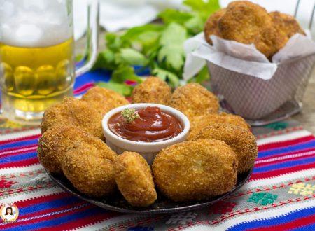 Nuggets di pollo – Anche Bimby – Crocchette di pollo
