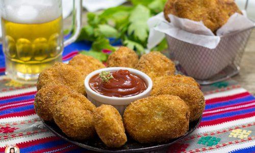 Nuggets di pollo - Anche Bimby - Crocchette di pollo