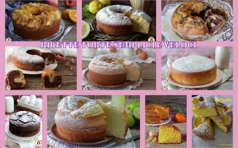 Torte semplici e veloci – Anche Bimby