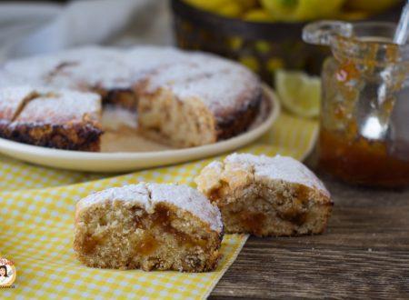 Ciambella di pasta frolla alla marmellata – Anche Bimby