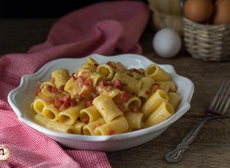 Pasta alla Carbonara – Anche Bimby