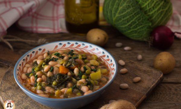 Minestrone di verdure – Anche Bimby