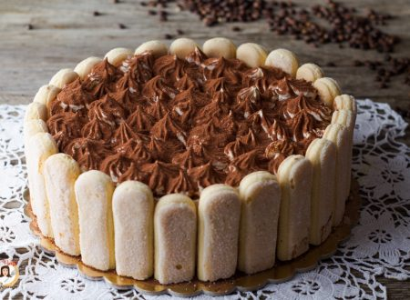 Torta Tiramisu con savoiardi – Anche Bimby – Senza cottura
