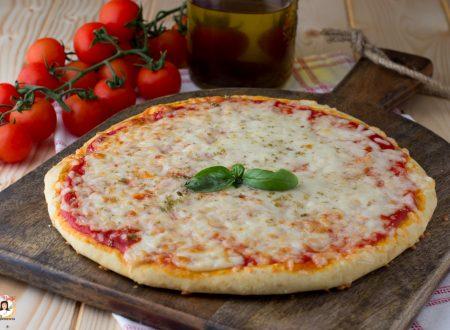 Pizza senza lievito con bicarbonato – Anche Bimby