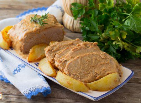 Lonza di maiale alla senape – Ricetta arrosto in padella