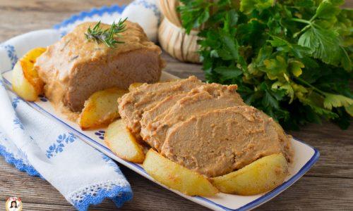 Lonza di maiale alla senape - Ricetta arrosto in padella