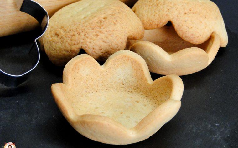 Come fare le barchette di pasta frolla - Anche Bimby