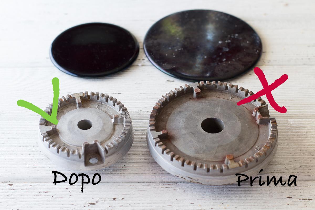 Pulire Ottone In Modo Naturale come pulire i fornelli del piano cottura senza fatica e