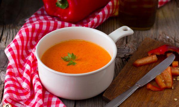 Crema di peperoni – Anche Bimby