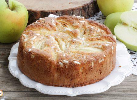 Torta di ricotta e mele – Anche Bimby
